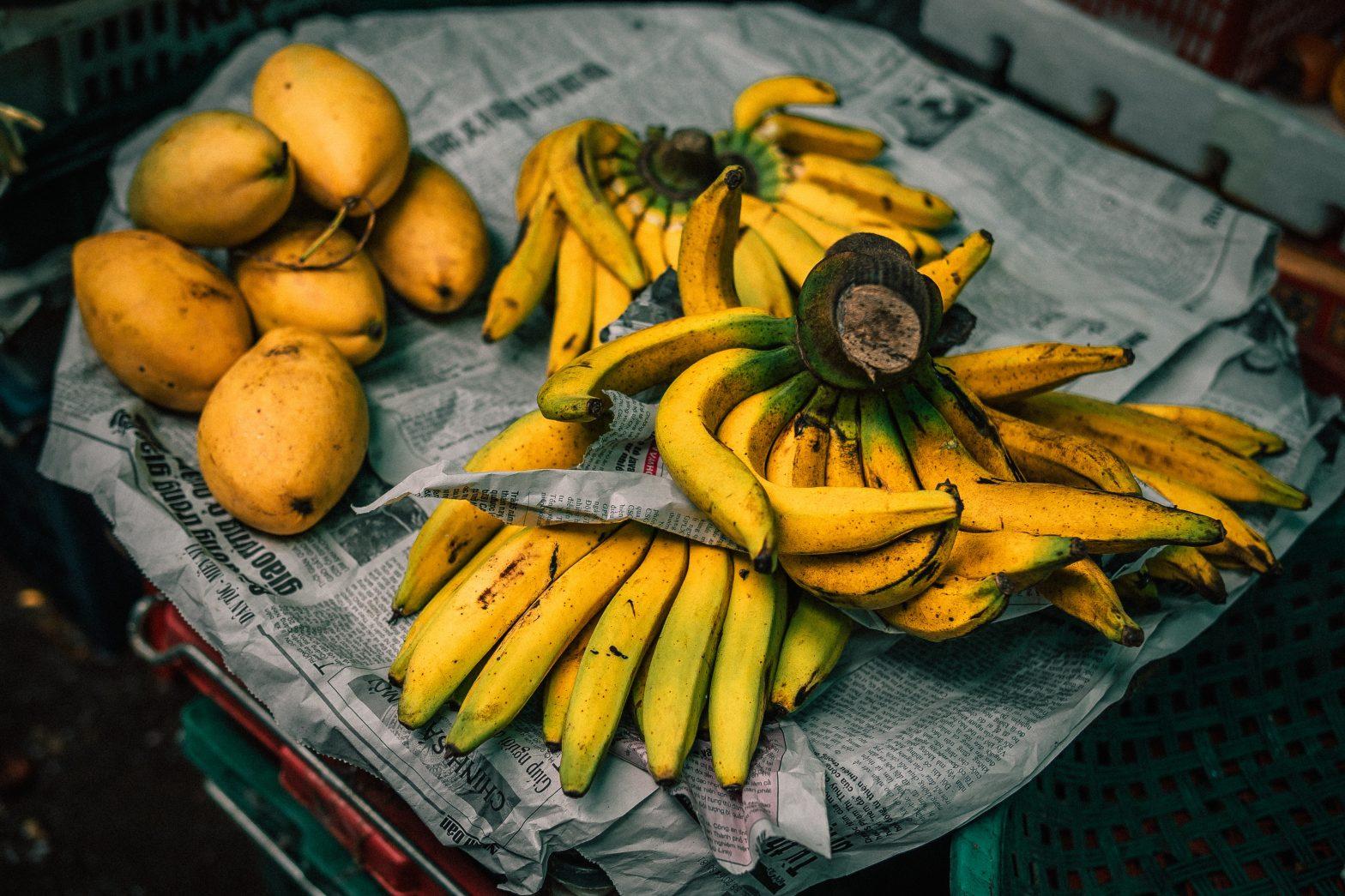 О пользе и вреде бананов