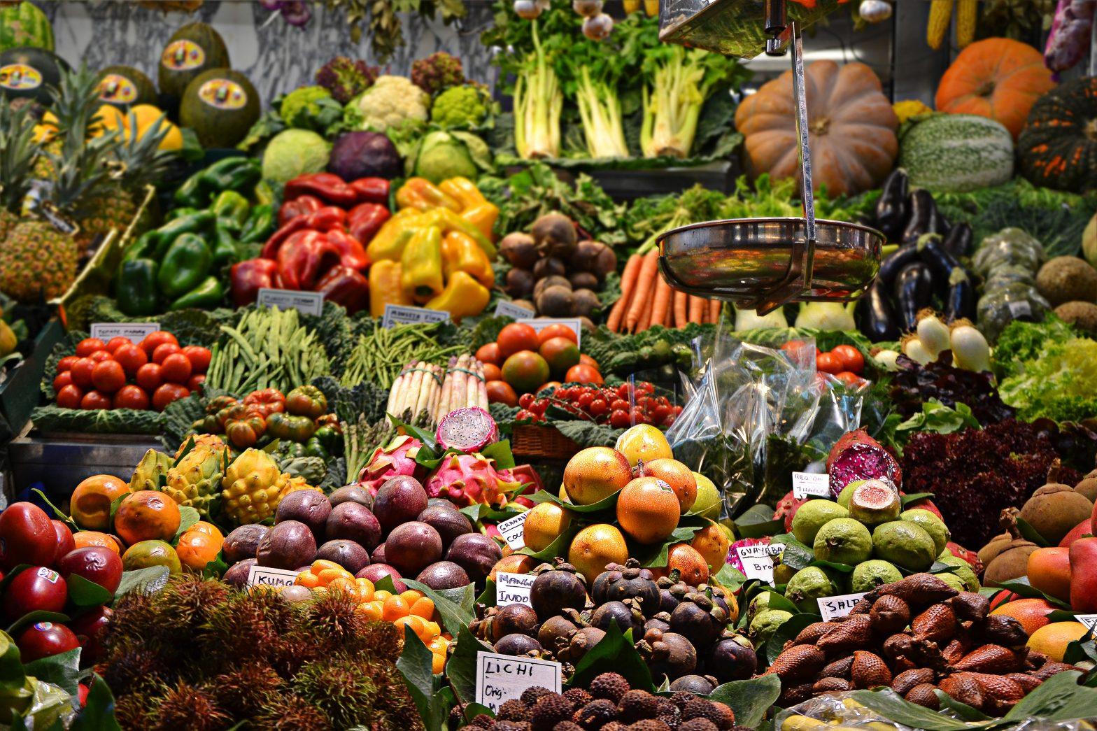 20 продуктов, которые способствуют похудению
